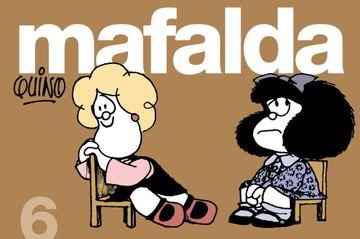 portada Mafalda 6 (Lumen Gráfica)