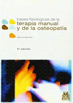 portada Bases Fisiológicas de la Terapia Manual y de la Osteopatía