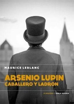 portada Arsenio Lupin Caballero y Ladron