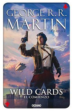 portada Wild Cards 1: El Comienzo