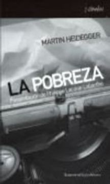 portada La Pobreza: Un Estudio Filosofico
