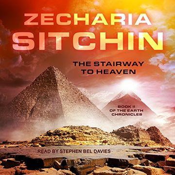 portada The Stairway to Heaven (Earth Chronicles) (libro en Inglés) (Audiolibro)