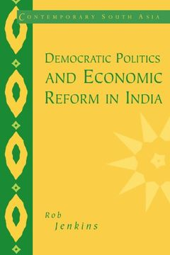 portada Democratic Politics and Economic Reform in India Paperback (Contemporary South Asia) (libro en Inglés)