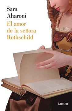portada El Amor de la Señora Rothschild
