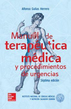 portada Manual de Terapeutica Medica y Procedimientos de Urgencias