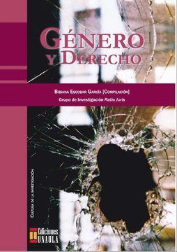 portada Género Y Derecho Memoria / Primer Encuentro Nacional De Investigadores