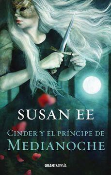 portada Cinder y el Príncipe de Medianoche