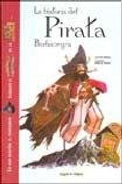 portada historia del pirata barbanegra