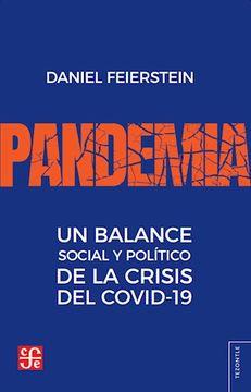 portada Pandemia: Un balance social y político de la crisis del COVID-19