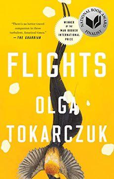 portada Flights (libro en Inglés)