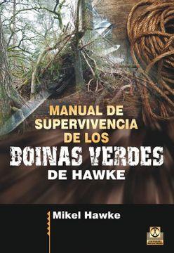 portada Manual de Supervivencia de los Boinas Verdes