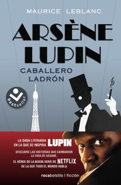 portada Arsène Lupin. Caballero Ladrón