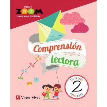 portada Lingua 2Prim Compr Lectora Zoom gal (libro en Galician)