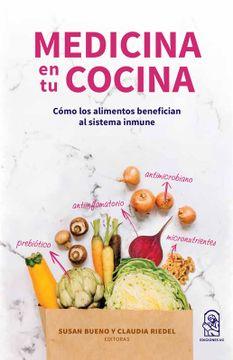 portada Medicina en tu Cocina
