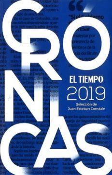portada Cronicas el Tiempo 2019