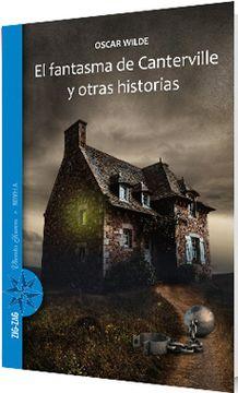 portada Fantasma de Canterville y Otras Historias, el