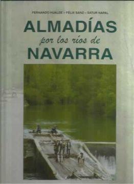 portada Almadías por los ríos de Navarra
