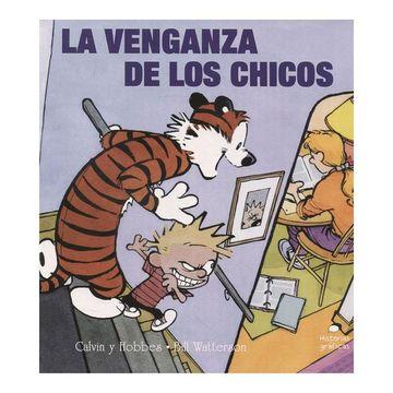 portada Calvin y Hobbes 5. La Venganza de los Chicos