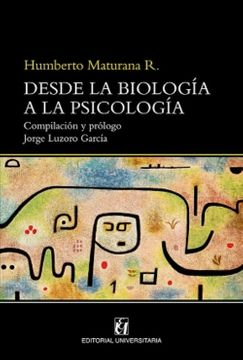 portada Desde la Biologia a la Psicologia