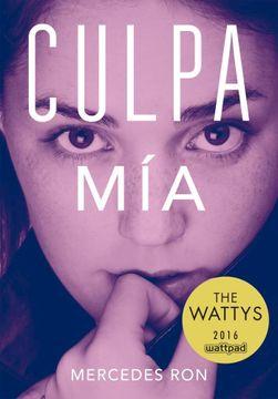 portada Culpa mia  ( Libro 1 de la Serie Culpables )