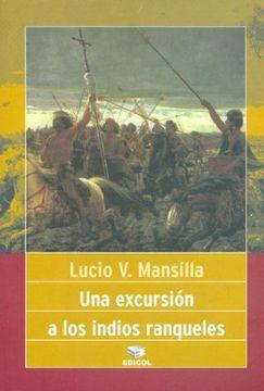 portada Una Excursion a los Indios Ranqueles