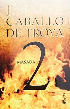 portada Caballo de Troya 2, Masada (Ne) (Caballo de Troya