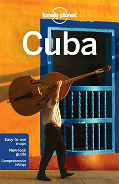 portada Lonely Planet Cuba (Travel Guide)