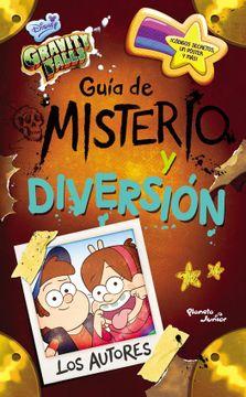 portada Gravity Falls Guia de Misterio y Diversion