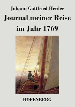 portada Journal meiner Reise (German Edition)