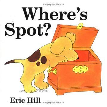 portada Where's Spot? (libro en Inglés)