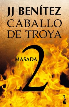 portada Caballo de Troya 2: Masada