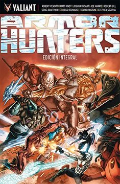 portada Armor Hunters