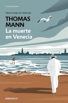 portada Muerte en Venecia, la