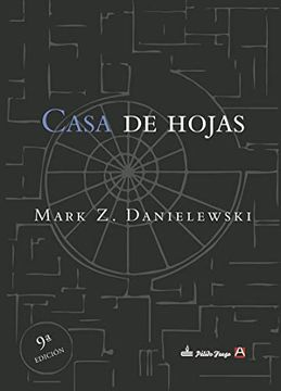 portada Casa de Hojas