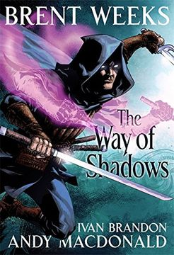 portada The Way Of Shadows: The Graphic Novel (Night Angel Trilogy)