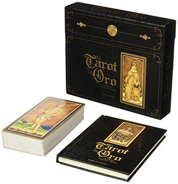 portada El Tarot de Oro: La Baraja Visconti-Sforza