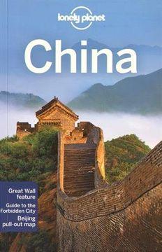 portada Lonely Planet China (Travel Guide) (libro en Inglés)