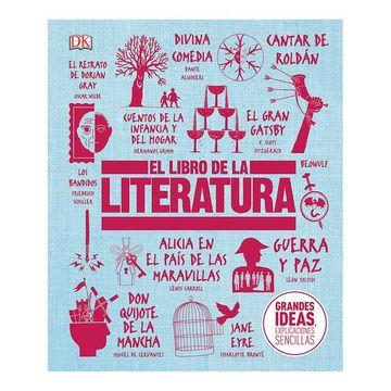 portada El Libro de la Literatura