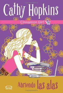 portada 4 - Abriendo las Alas - Cinnamon Girl (Libro en Inglés) (libro en Inglés)