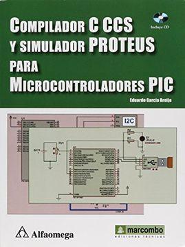 portada compilador ccs y simulador proteus p/microprocesodores pic