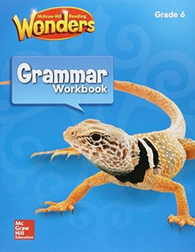 portada Wonders Grammar Workbook gr. 6
