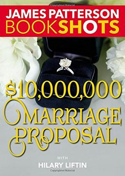 portada $10,000,000 Marriage Proposal (BookShots)