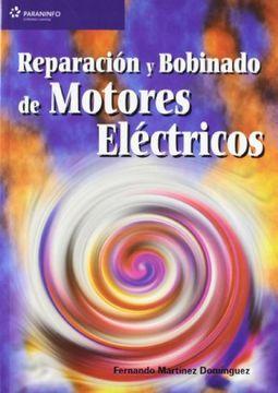 portada Reparacion y Bobinado de Motores Electricos