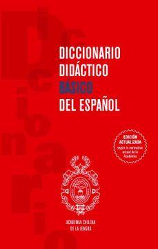 portada Diccionario Didáctico Básico 2º Edición