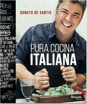 portada Pura Cocina Italiana