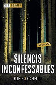portada Silencis Inconfessables: Sèrie Bergman 4 (Labutxaca)