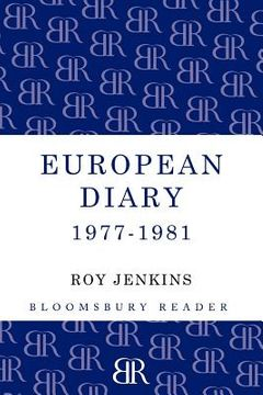 portada european diary, 1977-1981