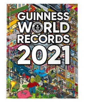 portada Guinness World Records 2021