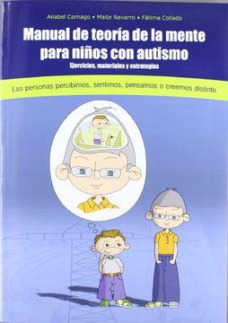 portada Manual de Teoría de la Mente Para Niños con Autismo