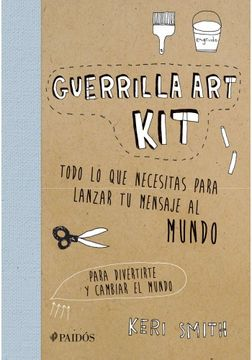 portada Guerrilla art kit